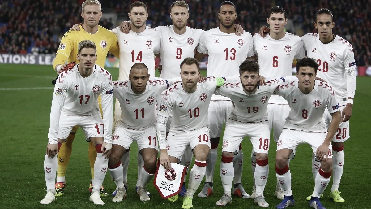 ¿Cómo llega Dinamarca a los octavos de final?