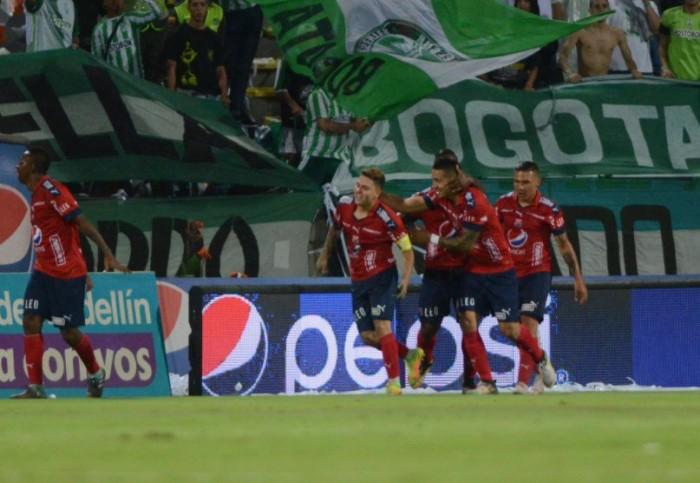 Medellín venció a un impotente Nacional