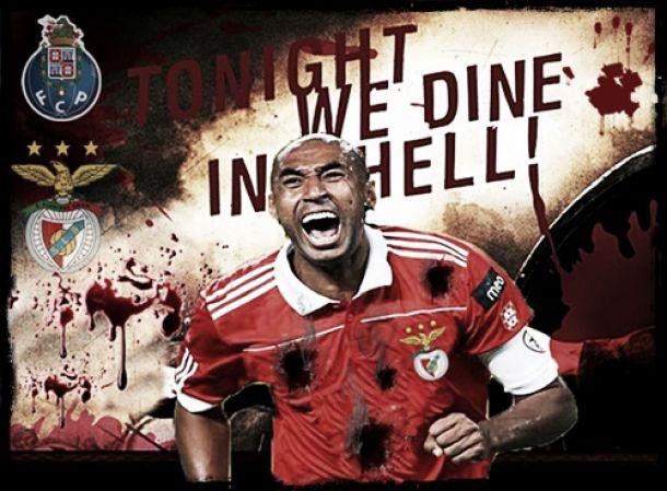 Esta noite, o Benfica janta no magistral inferno do Dragão