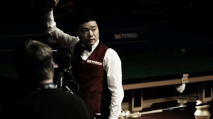 World Championship Final Preview: Ding Junhui