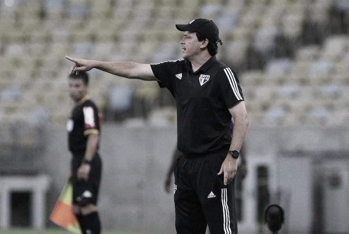 Fernando Diniz compara características de Brenner a Romário após vitória contra Fluminense