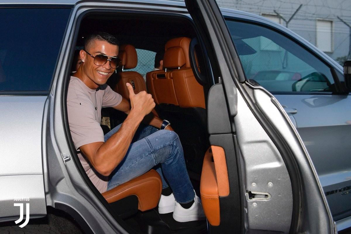 Presentazione Ronaldo: gli appuntamenti della giornata