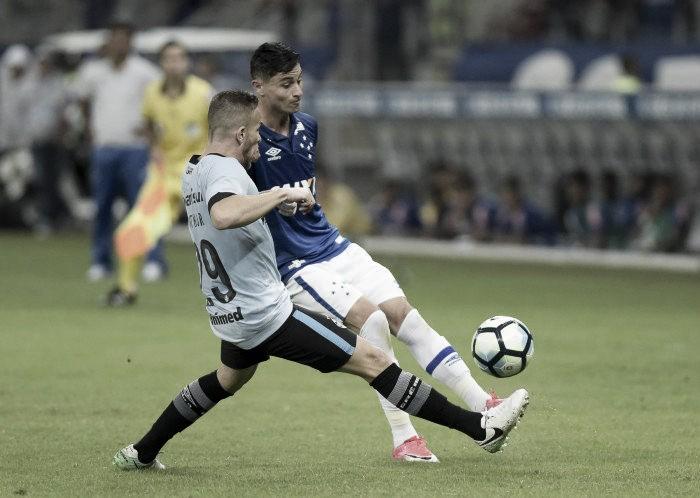 Após partidas inconstantes, Diogo Barbosa volta se destacar pelo Cruzeiro