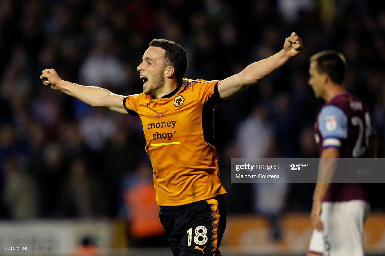 Classic encounter: Wolves 2-0 Aston Villa