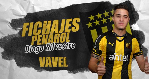 Diogo Silvestre es nuevo jugador de Peñarol