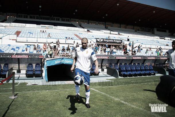 Carlos Diogo, el regreso de un lateral explosivo