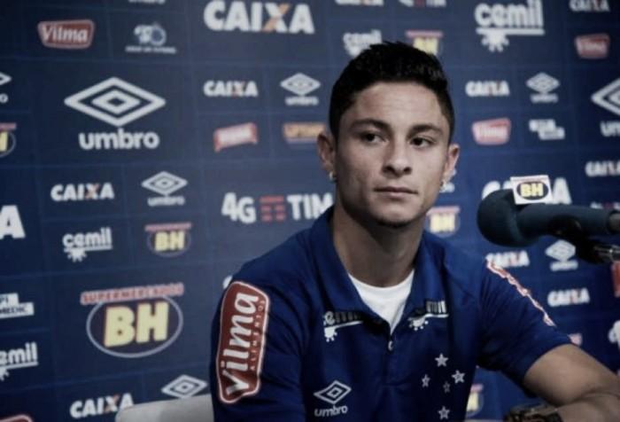 Diogo Barbosa pede inteligência do Cruzeiro contra Corinthians e acredita em vitória fora de casa