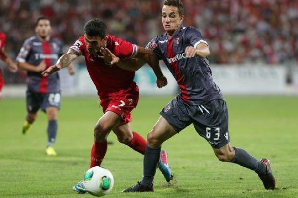 Gil Vicente 1-0 SC Braga: a «semana negra» de Jesualdo