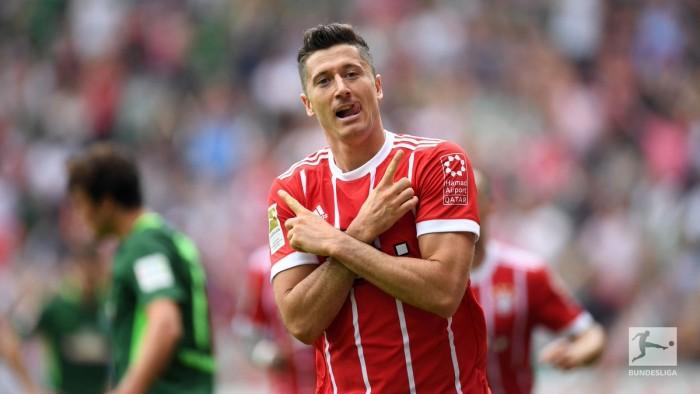 Bundesliga - Il Bayern ospita il Werder alla ricerca della sesta vittoria di fila