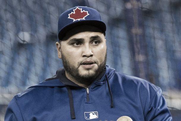 Toronto Blue Jays Place Dioner Navarro On Disabled List
