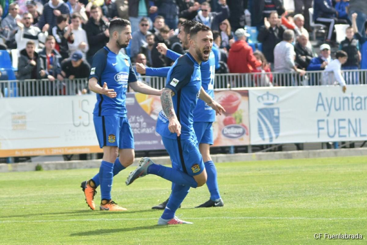Puntuaciones Fuenlabrada 4-0 Racig Ferrol: el Fuenla se reencuentra con la victoria y despierta a tiempo de la pesadilla