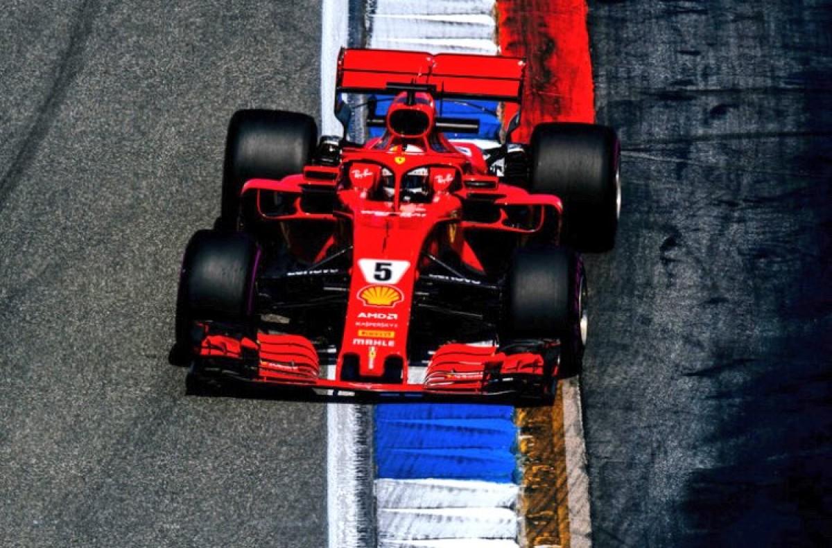 F1, Gp di Germania - Che qualifiche ad Hockenheim! Vettel spaziale: pole e record! Hamilton 14°