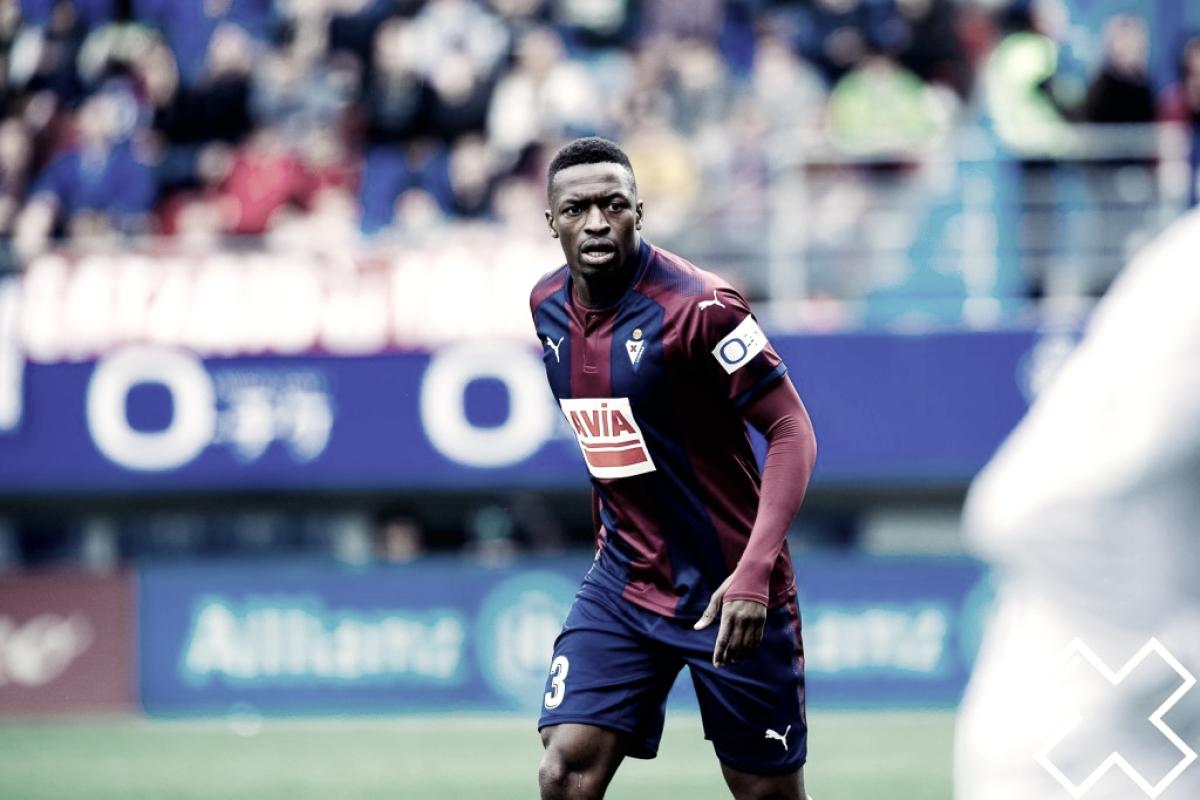 """Diop: """"El objetivo es estar entre los 10 primeros"""""""