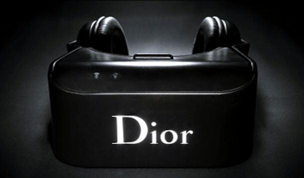 Dior abre su backstage