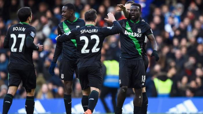 Diouf regala il pareggio allo Stoke, 1-1 con il Chelsea