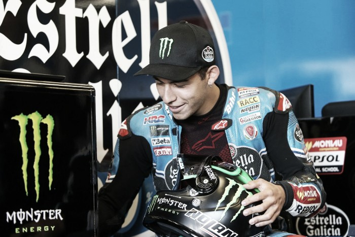 """Moto3, Bastianini: """"Bello essere ancora sul podio"""""""