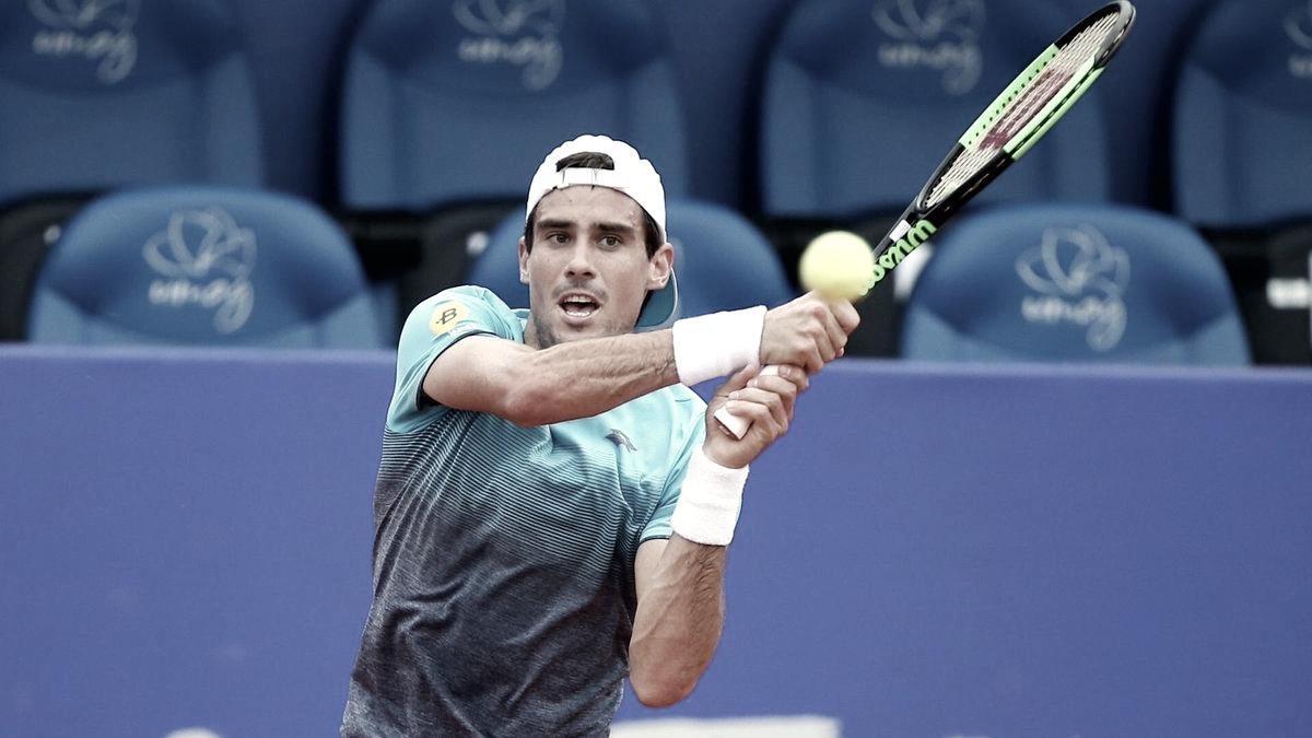 Guido Pella disputará su tercera final ATP