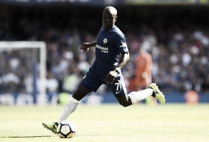 Chelsea - Si ferma Kante: i tempi di recupero
