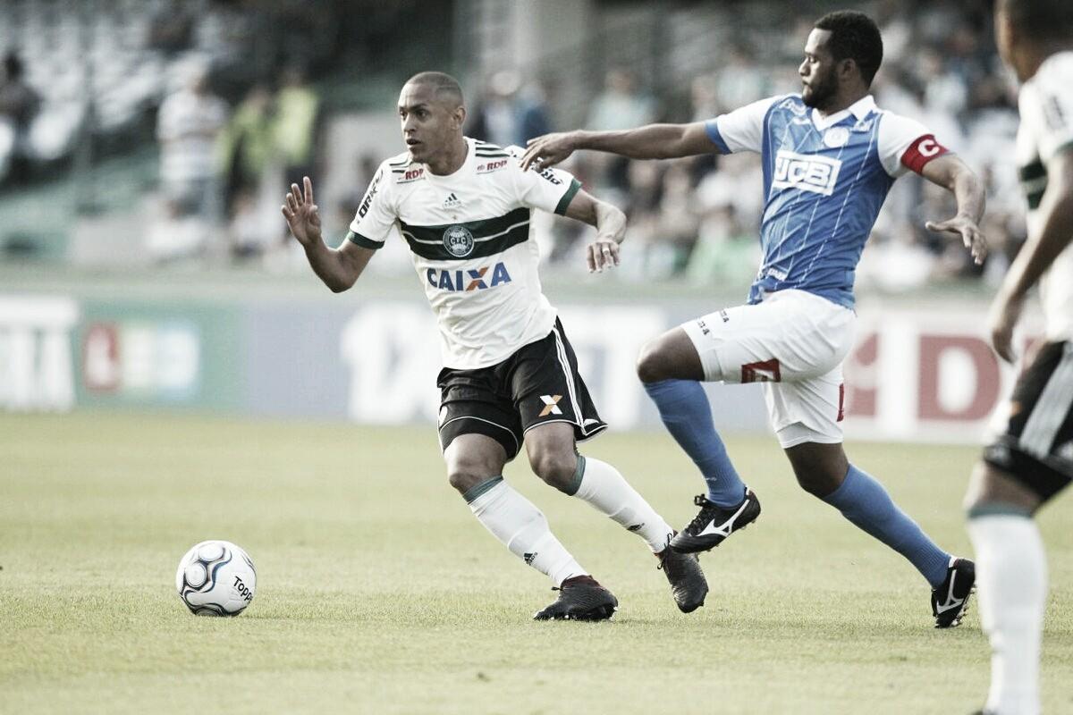 Coritiba sai na frente, mas cede empate ao São Bento na Série B