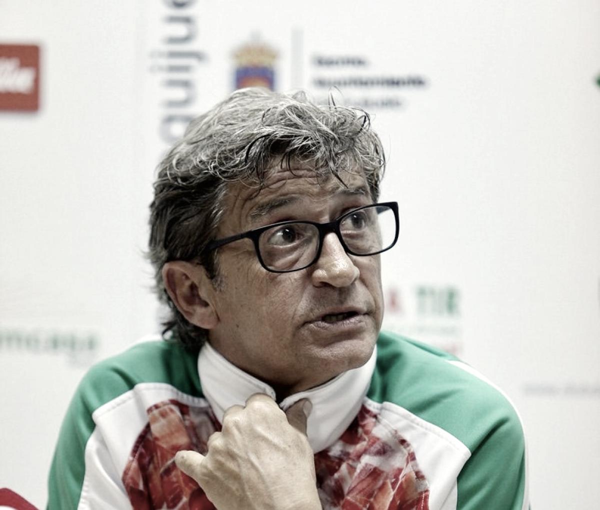 """Jordi Fabregat: """"Han trabajado toda la semana responsabilizados"""""""