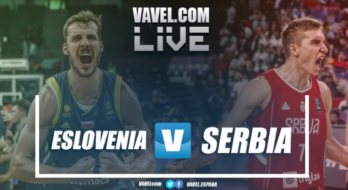 Resumen Eslovenia 93-85 Serbia en Final Eurobasket 2017
