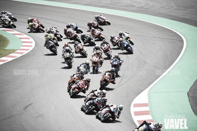Resumen de la Carrera del GP Tailandia 2018 de Moto2