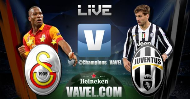 Galatasaray - Juventus, Champions League