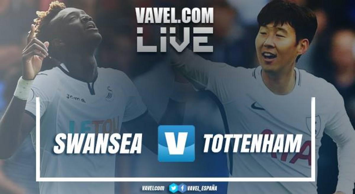 Resumen Swansea 0-3 Tottenham en FA Cup 2018