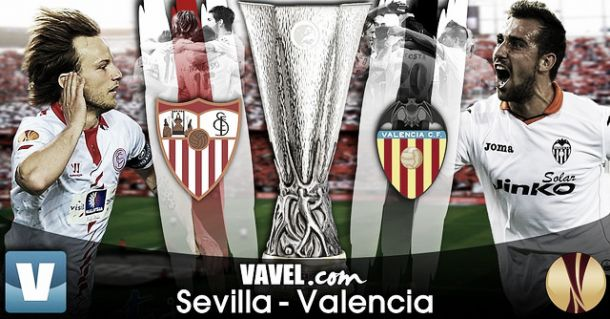 Europa League: Sevilla vs Valencia en vivo online