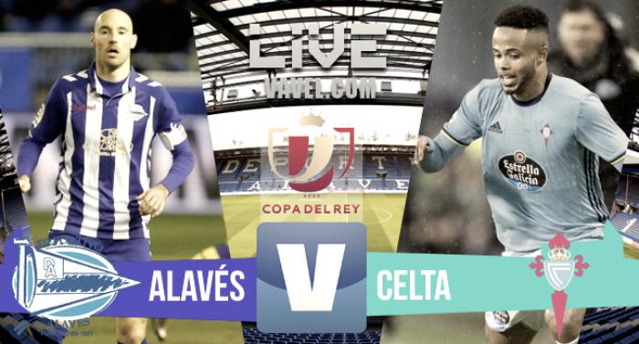 El Alavés jugará su primera final de Copa del Rey