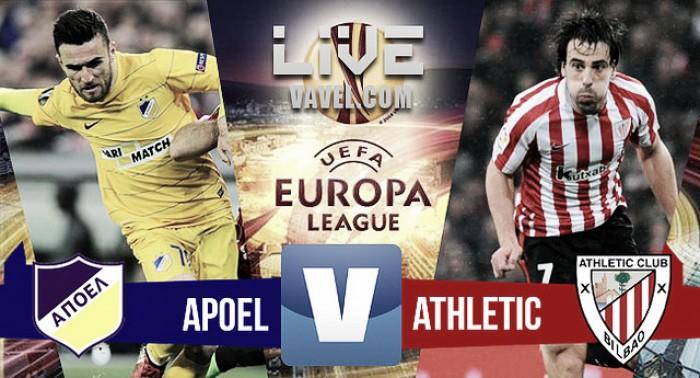 Con diez minutos buenos, el APOEL elimina al Athletic