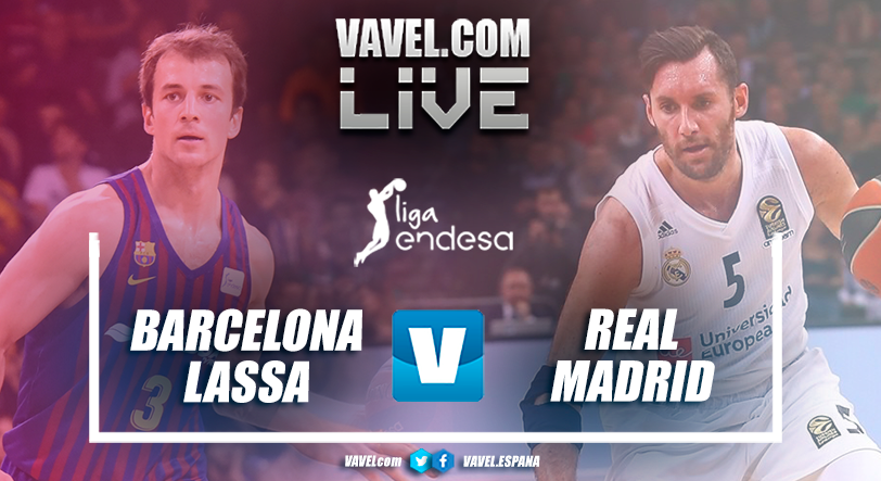 Barcelona vs Real Madrid Baloncesto: la defensa culé cortocircuita al Madrid (86-69)