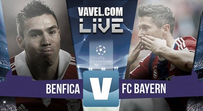Vidal y Muller apuntillan a un combativo Benfica