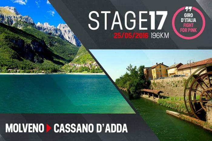 Resultado etapa 17 del Giro de Italia 2016: Kluge evita el sprint
