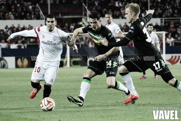 Resultado Sevilla - Borussia Monchengladbach (1-0)