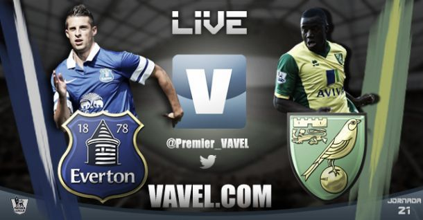 Diretta Everton - Norwich City in Premier League