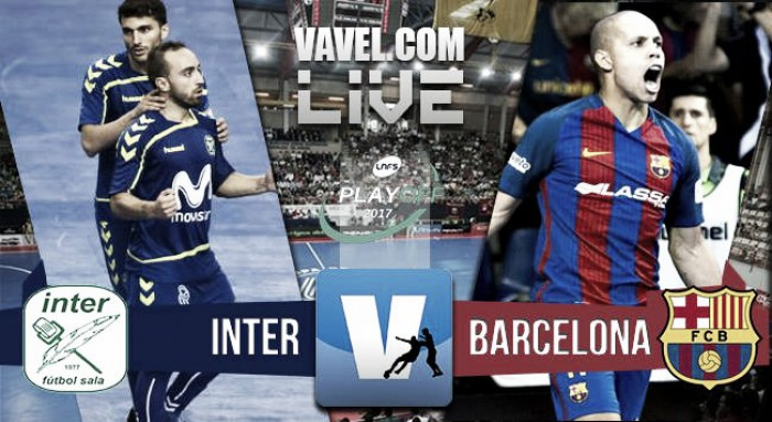 Resumen Movistar Inter 2-1 FC Barcelona Lassa