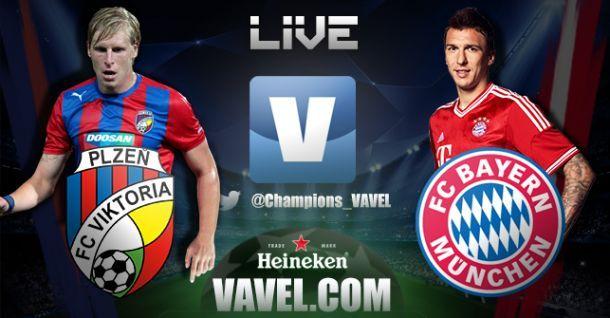 Viktoria Plzen Bayern Diretta In Champions Monaco League tshdCQrx