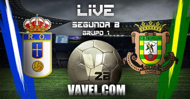 Real Oviedo - Tropezón en directo