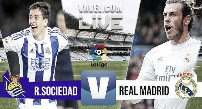 Real Sociedad perde para o Real Madrid em La Liga 2016/2017 (0-3)