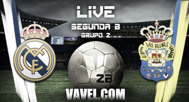 Real Madrid Castilla – Las Palmas Atlético: partido con intereses opuestos