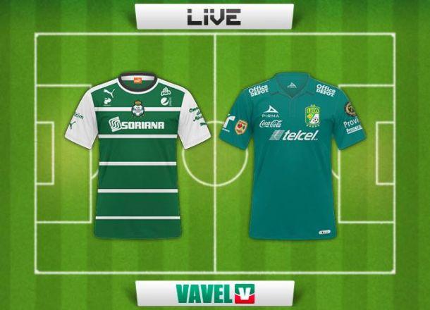 Resultado Santos Laguna - Club León en la Liga MX 2014 (2-0) - VAVEL.com 63091617bde7b