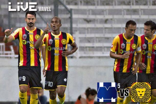 Resultado Rayados de Monterrey - Leones Negros en Liga MX 2014 (3-1)