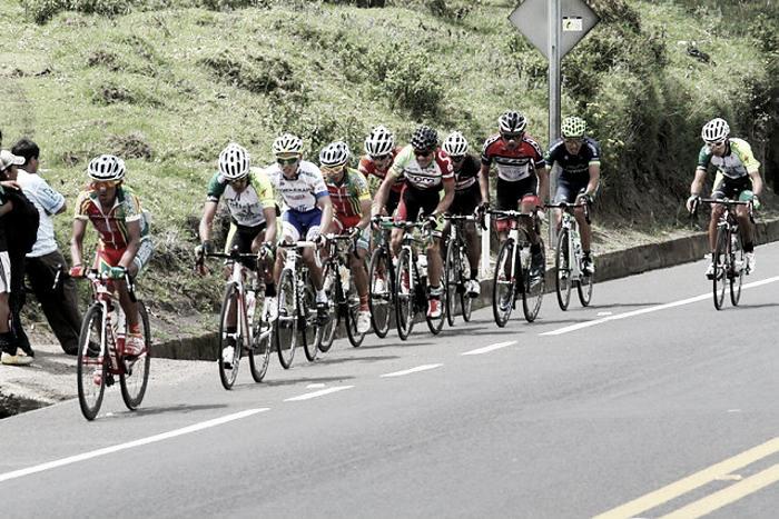 Resultado de la 3ª etapa de la Vuelta a Colombia 2013