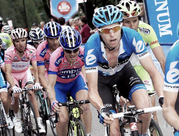 Intxausti se viste de rosa en el Giro de Italia 2013: 7ª etapa, así lo vivimos