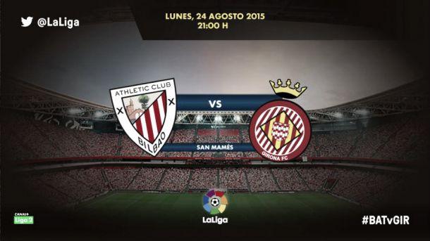 Resultado Bilbao Athletic - Girona en Liga Adelante 2015 (0-1)