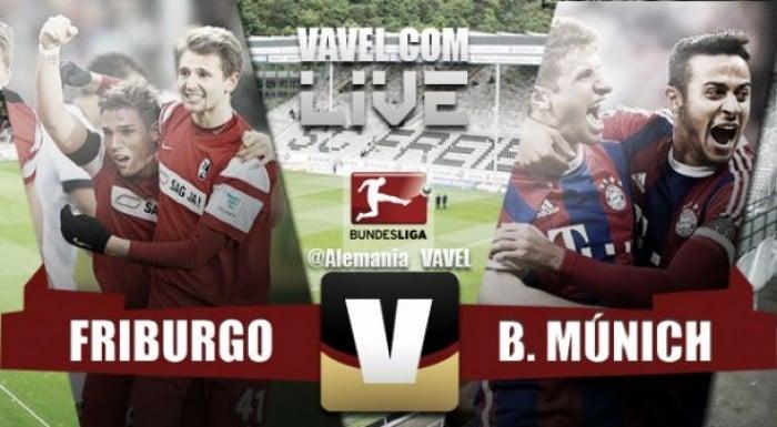 Resumen Bayern Múnich 5-0 Freiburg en Bundesliga 2017-18