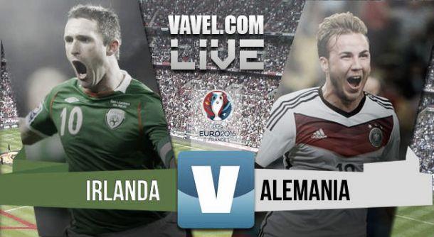 Irlanda vs Alemania en vivo y directo online en Clasificación Eurocopa 2016 (0-0)