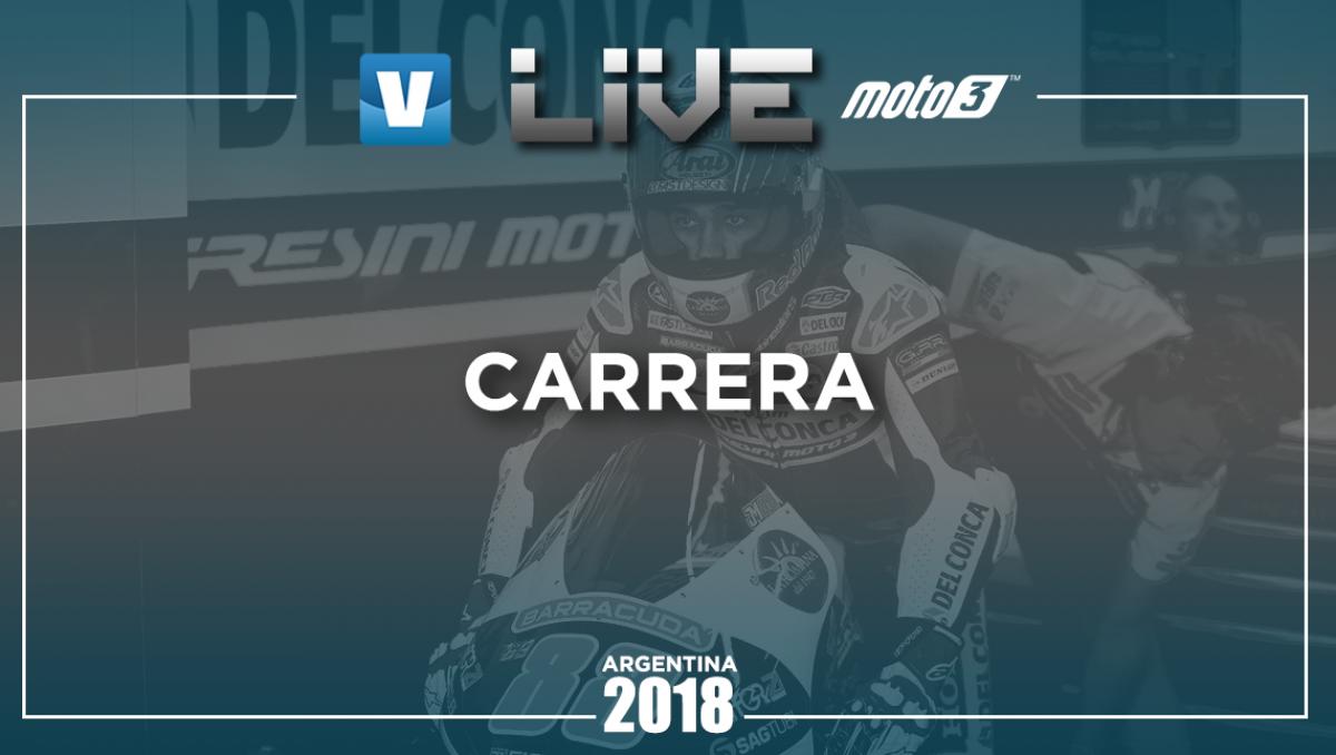 Resumen GP de Argentina 2018 de Moto3 | VAVEL.com