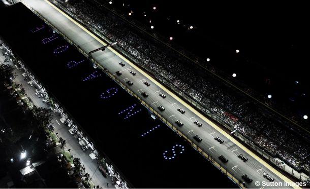 Carrera del Gran Premio de Singapur 2014 de Fórmula 1 en vivo y en directo online